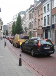 De Lisperstraat in september 2012
